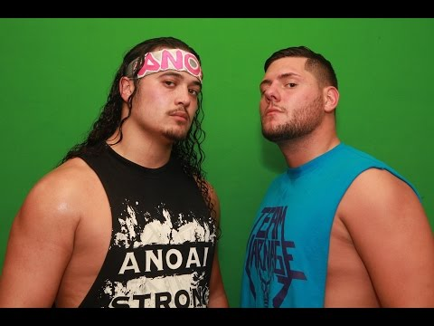 WXWC4 MAIN EVENT NOV 7TH 2015 Lance Anoa'i vs Mike Valentino, in Allentown,