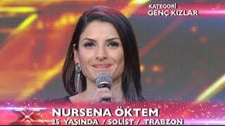 Nursena Öktem - Zorlu Sevdam Performansı