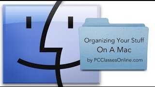 Organizing Your Stuff On A Mac