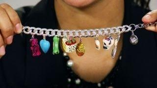 DIY Designer Charm Bracelet