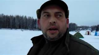 Зимняя рыбалка на десногорском водохранилище 2019