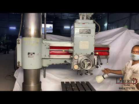 Csepel RF 20 Radial Drilling Machine