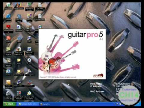 comment installer guitar pro 6