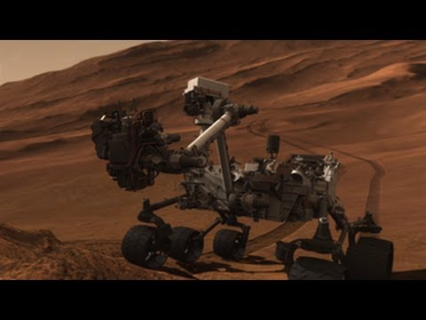 Curiosity chante Happy Birthday sur Mars
