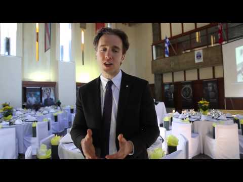 Sample video for Craig Kielburger