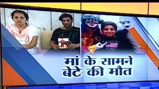 Child In Delhi Dies After Truck Runs Over Him