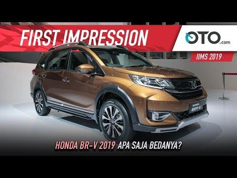 Honda BR-V 2019 | Apa Saja Bedanya? | First Impression | OTO.com