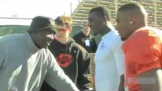 Sterling Sharpe meets Dez Bryant and Adarius Bowman
