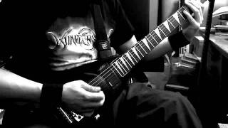 Bathory - Flash Of The Silverhammer (cover)