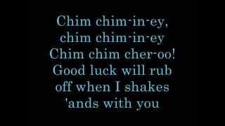Chim Chim Cher ee Lyrics