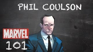 Ultimate S.H.I.E.L.D. Agent - Phil Coulson