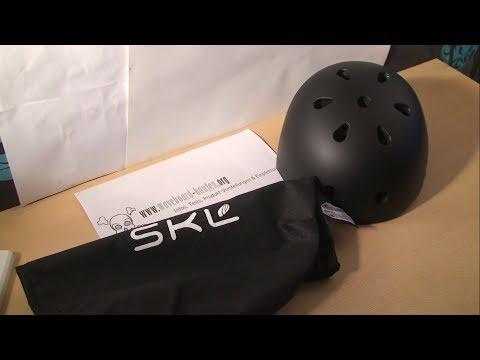 Produkttest - SKL Maxnon Schutzhelm/Waveboardhelm im Test❗❗❗
