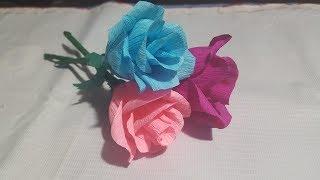 Cara Membuat Bunga Dari Kertas ฟร ว ด โอออนไลน ด ท ว ออนไลน