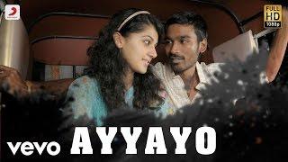 Aadukalam - Ayyayo Tamil Lyric Video | Dhanush | G.V.