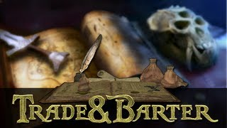 Skyrim Mod: Trade and Barter