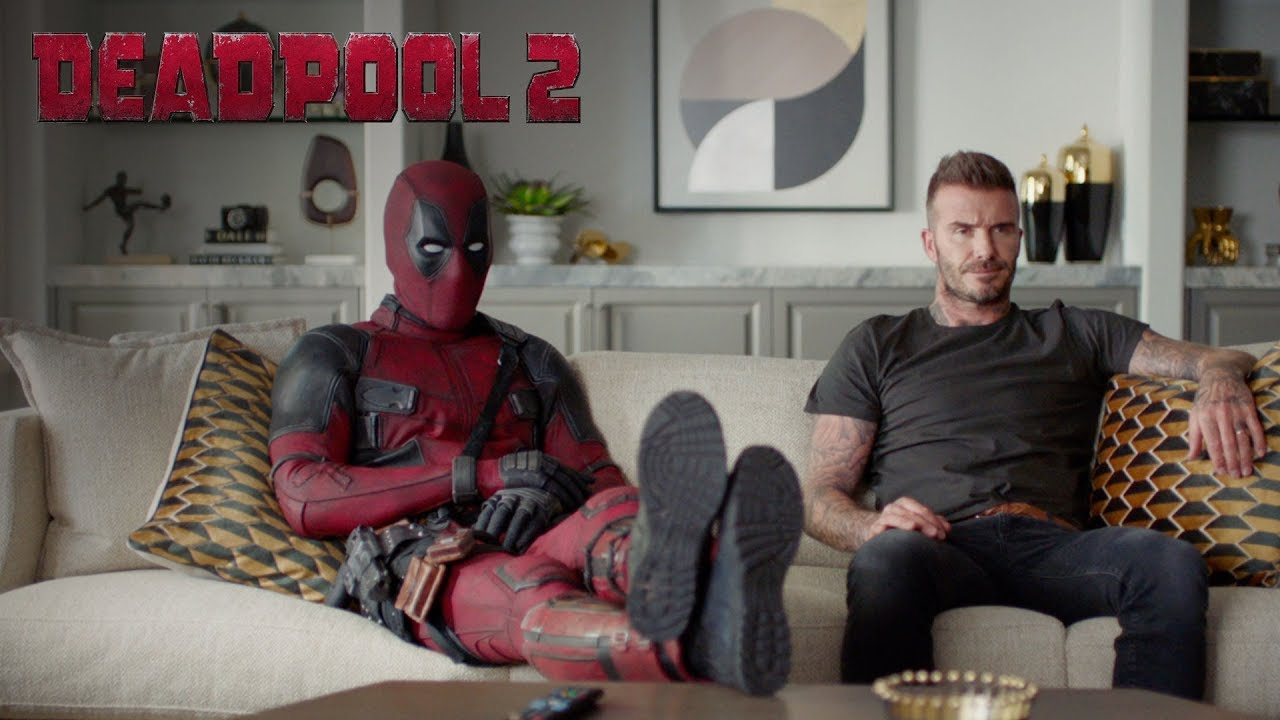 Deadpool 2 - With Apologies to David Beckham