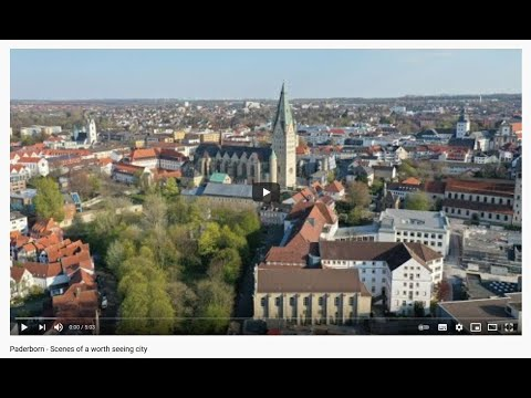 """Image Video """"Paderborn - Scenes of a City Worth Seeing"""""""