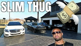 Reviewing Slim Thug's MILLION DOLLAR Car Collection
