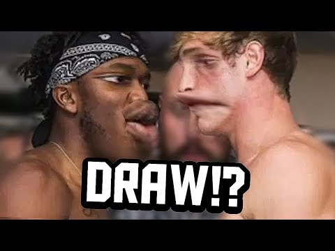 KSI VS LOGAN PAUL...RESULT In DRAW - REEEEEEEFUND