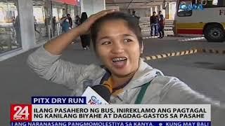 Ilang pasahero ng bus, inireklamo ang pagtagal ng kanilang biyahe at dagdag-gastos sa pasahe