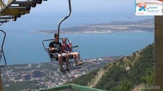 Туристический Парк Олимп Геленджик 2014