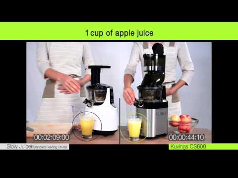 Kuvings Slow Juicer Assembly : Kuvings CS600 Commercial Whole Slow Juicer Chef Free Shipping Over $100 echolife.com.au