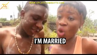 he fell inlove with the wife of a witch doctor (xploit comedy)