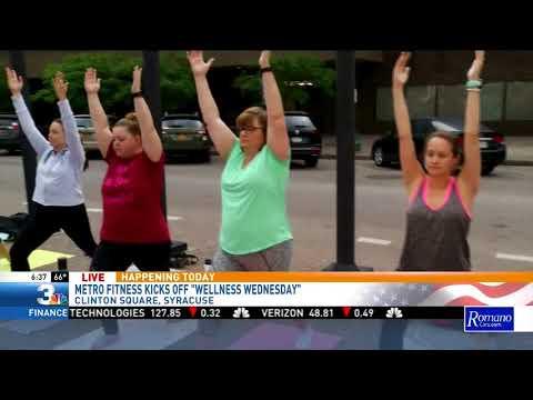 Wellness Wednesday Video
