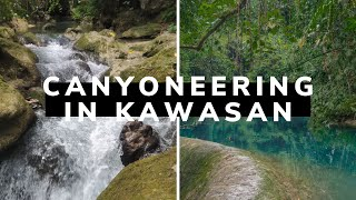 WE DID SOMETHING CRAZY - Canyoneering in Alegria, Cebu