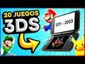 Los 20 Mejores Juegos De Nintendo 3ds 2020