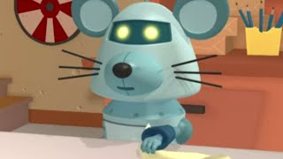 Robot Rat - Easter With The Bananas #22 - Full Episode Jumble - Bananas In Pyjamas Official