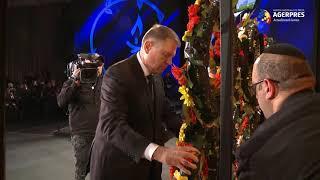 Iohannis, după Forumul de la Ierusalim: Avem datoria de a păstra vie memoria victimelor Holocaustului