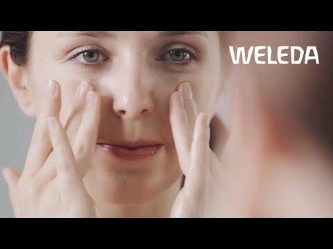 Weleda Tutorial: Rosehip Oil and Facial Massage