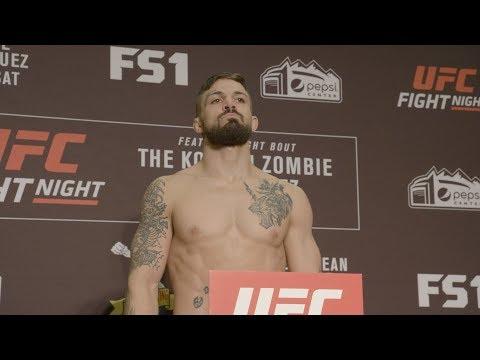 La pesée de l'UFC Fight Night 139