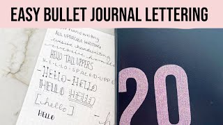 How to Write in your Bullet Journal