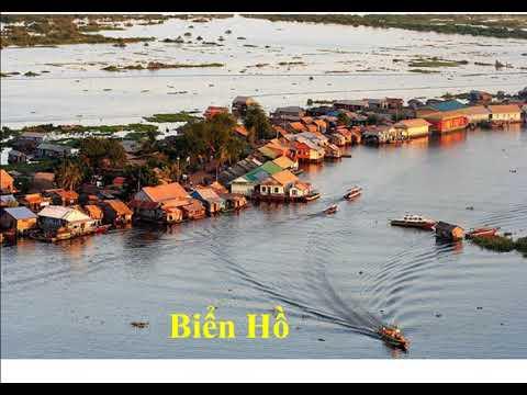 Địa lý 8: Tìm hiểu Lào và Campuchia