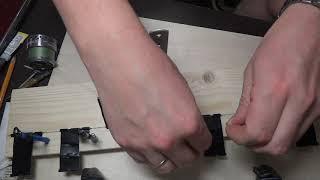 Как сделать мишень для пневматики своими руками