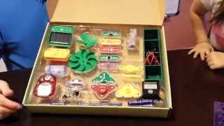 Snap Circuits Green Science Toy Review