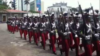 Ejercito de Guatemala (Desfile)