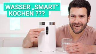 """Wasser """"smart"""" kochen??? Der Xiaomi Viomi V2 Wasserkocher von Lidl im Test!"""