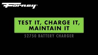 52750 Battery Charger Features