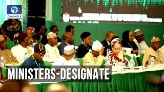 Presidential Retreat For Ministers-Designate Holds In Abuja