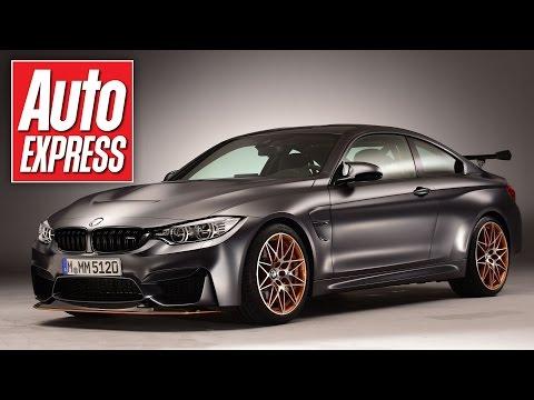 493bhp BMW M4 GTS revealed