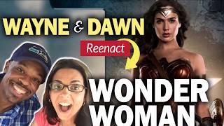 Reenact: Wonder Woman