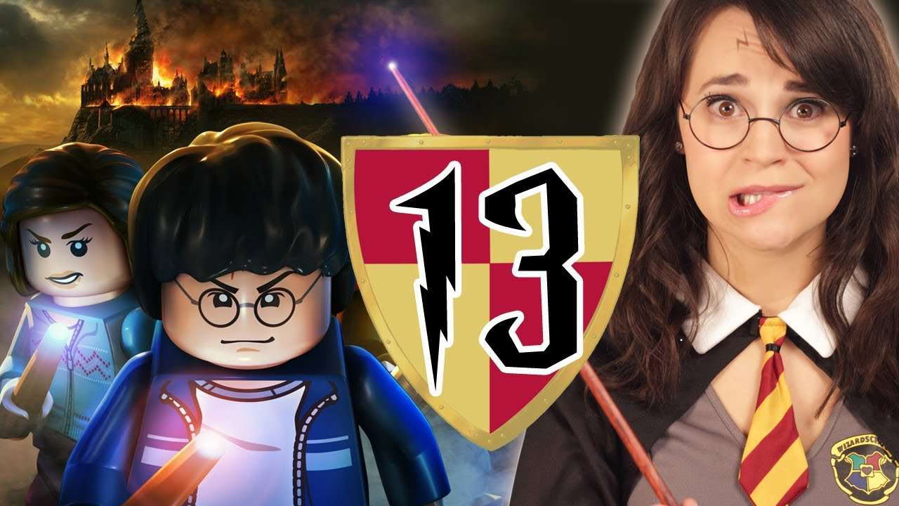 Lets Play Lego Harry Potter Years 5-7 - Part 13 thumbnail
