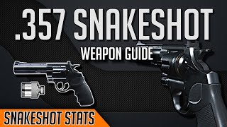 Ultimate Weapon Guides of Modern Warfare: .357 Snakeshot Attachment