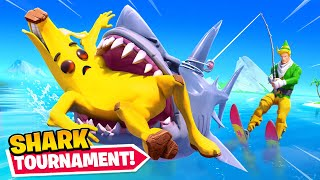 Shark *ONLY* Battle Royale! (Very Epic)
