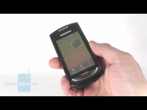 Samsung Monte S5620 Preview
