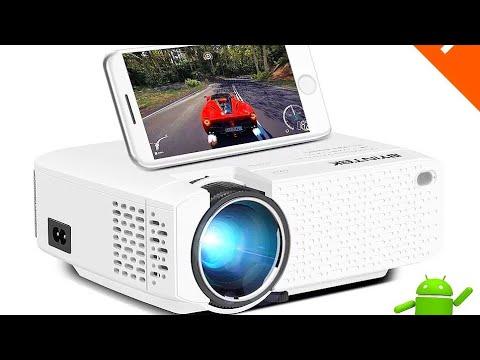 Портативный видео проектор BYINTEK C520 HD / BYINTEK C520 HD Mini LED Projector