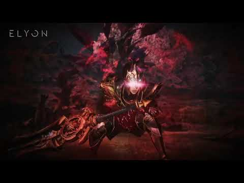 Bluehole's Elyon Showcases New Greatsword-Wielding Slayer Class In New Video
